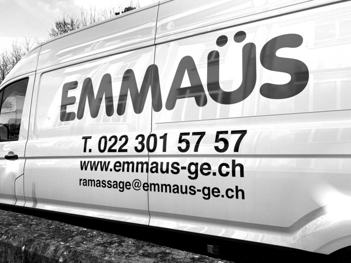 Emmaüs-Genève à Carouge
