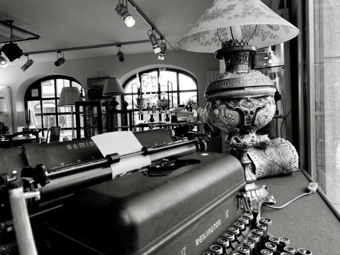 La boutique Emmaüs-Genève